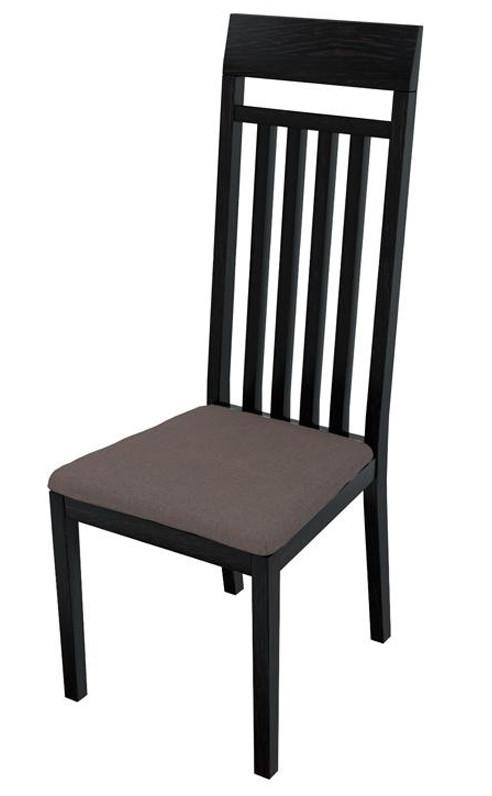 """Стул """"Нота Т2"""" Размер (ШхГхВ):43х50х100 см. Особенности: С мягким сиденьем,С жесткой спинкой,Классический, Из массива Ф-ка : """"Мебель ТриЯ"""""""