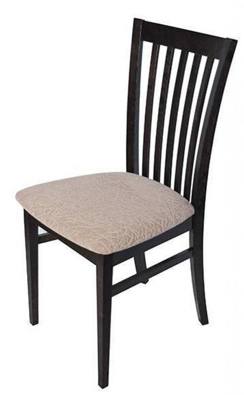Стул «Комфорт» Размер (ШхГхВ):45x45x91 см. Особенности: Мягкое сиденье; Жесткая спинка; Из массива Стиль: Классический / Модерн Фабрика «Экомебель»