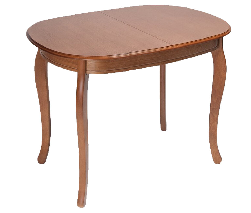 Стол «Азалия 1000х700» Размер (ШхДхВ): 70х100(130)х75 см. Массив бука. 40 вариантов тонировки. Срок изготовления 15 раб. дней.