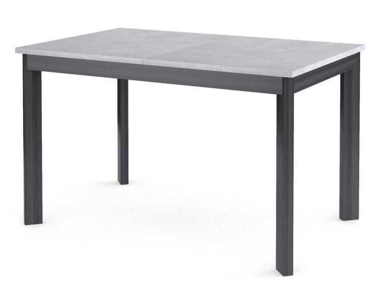 Стол Dikline L111 Бетон / Опоры графит