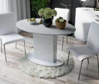 """Стол """"Марсель-М со стеклом"""" (85х120 см.)"""