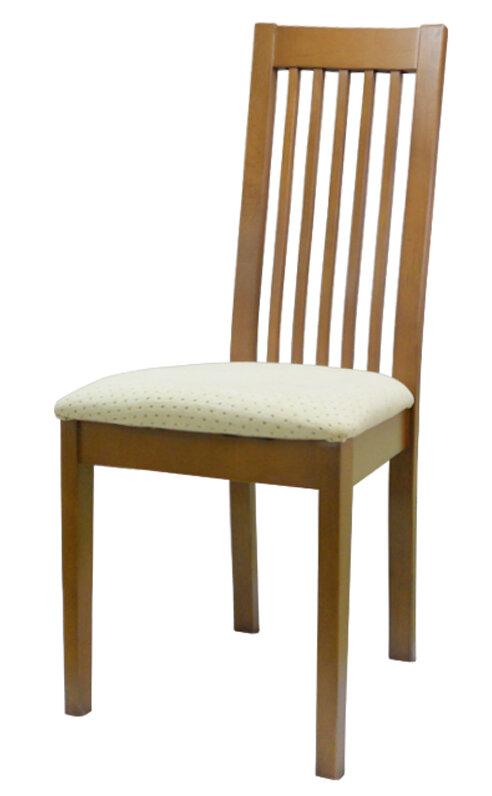 """Стул """"Аттака"""" Размер (ШхГхВ):43х46х103 см. Особенности: Мягкое сиденье,Жесткая спинка, Из массива Стиль: Модерн Цвета: 40 вариантов тонировки Срок изготовления: 15 раб. дней"""