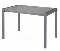 Стол Dikline T110 Бетон / Опоры графит