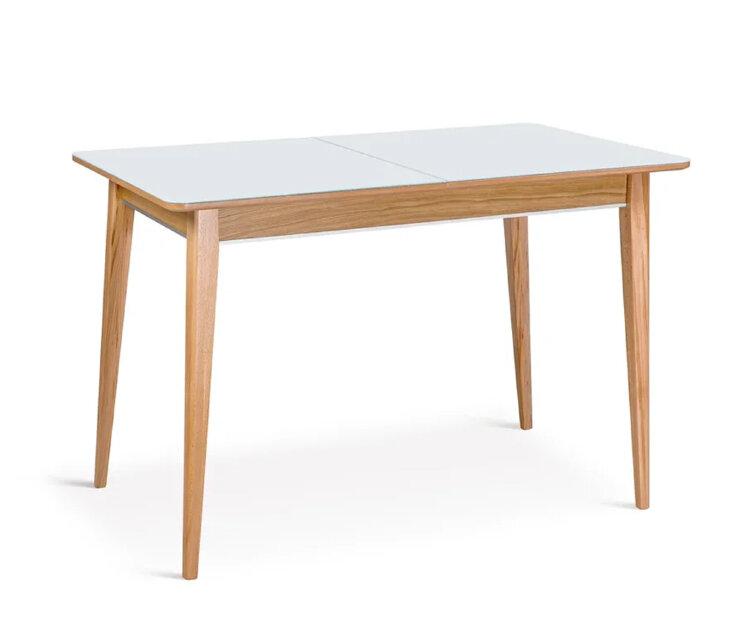 Стол со стеклом «Арека ПРС 1200*800»